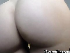 HOT Amazing Cam Girl Deepthroating A Long 11 Inch Dildo - Po