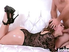 Big Curvy Butt Girl (chanel preston) Get It Deep In Her Behind video-12