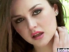 Anal Hardcore Sex With Huge Butt Girl (allie haze) clip-04