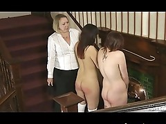 Stairway Punishments - More @ www.free-extreme.com