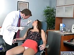 Amazing Sex Between Doctor And Nasty Horny Patient (nathalie monroe) clip-22