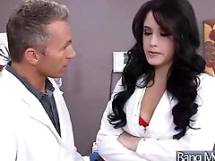 Amazing Sex Between Doctor And Nasty Horny Patient (noelle easton) clip-24