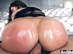 Anal Sex On Camera With Big Butt Curvy Oiled Girl (aleksa nicole) clip-01