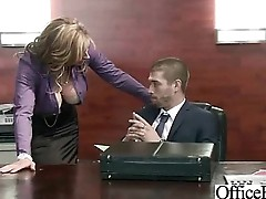 Sex Tape With Round Big Tits Horny Office Girl (eva notty) clip-22