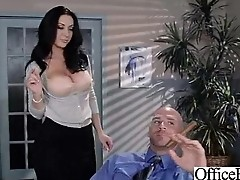 Sex Tape With Round Big Tits Horny Office Girl (jayden jaymes) clip-24