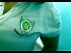 Jamaican College girl blowjob ze