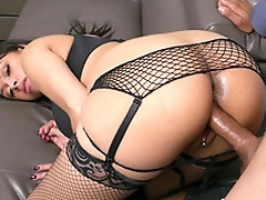 Bethany Benz took a deep doggystyle pounding