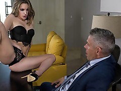 Please, Reconsider Starring Kimmy Granger and Mick Blue - Brazzers HD