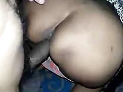 Sexy desi girl Priya Ass fucking in White Printed Kurta