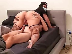 Big Ass Sexy XXX! Thick MILF bouncing big booty in a cowgirl position