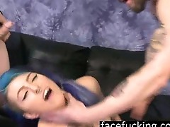 Alt Bitch Orion Starr Deepthroats Dicks And Dongs