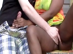 Nilou &amp_ Travis Horny Outdoor Makeout